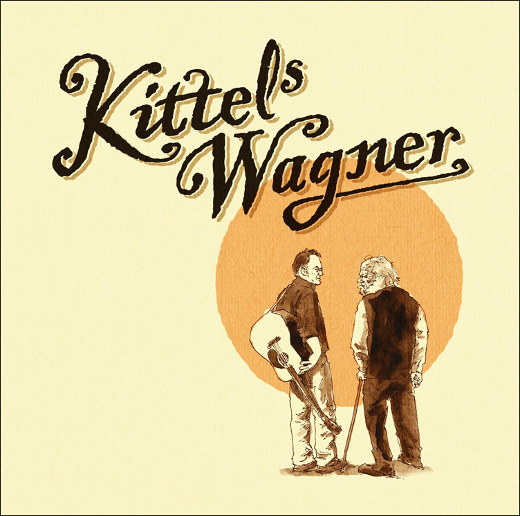 Kittels Wagner CD Cover